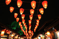 Chinese New Year Lantern Festival Royalty Free Stock Photos