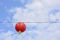 Chinese new year lantern Stock Image