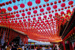 Chinese New Year lantern Royalty Free Stock Photography