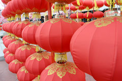 Chinese New Year Lantern Royalty Free Stock Photo