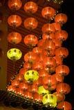 Chinese New Year Lanterns Stock Photos
