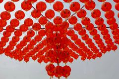 Chinese New Year laterns Royalty Free Stock Photo