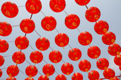 Chinese New Year laterns Stock Images