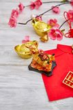 Lucky Chinese New Year 2019 stock photos