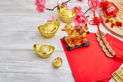 Lucky Chinese New Year 2019 stock photo