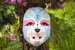 Chinese New Year Mask Royalty Free Stock Photos