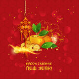 Chinese new year. Royalty Free Stock Image