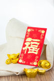 Chinese new year ornament Royalty Free Stock Photo