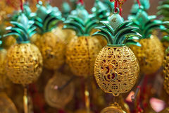 Chinese New Year Ornaments Royalty Free Stock Image