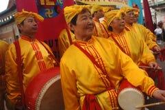 Chinese New Year Parade Stock Photo