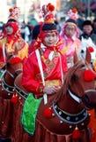 Chinese New Year Parade Stock Image
