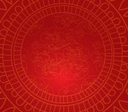 Chinese new year pattern background.  vector illustration