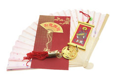 Chinese New Year Products. On White Background