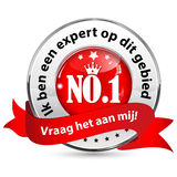 I`m an expert in this domain. Ask me Dutch language Stock Image