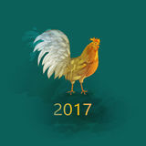 Chinese New Year of the Rooster Stock Image