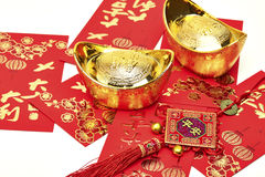 Chinese New Year. 's decoration stock images