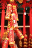 Chinese new year's decoration Royalty Free Stock Images