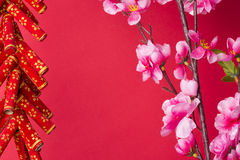 Chinese new year's decoration Royalty Free Stock Image