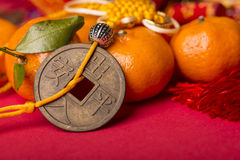 Chinese new year's decoration. Royalty Free Stock Images