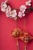 Chinese new year's decoration. Stock Photography
