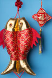 Chinese new year's decoration. Royalty Free Stock Photography