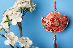 Chinese new year's decoration. Stock Image