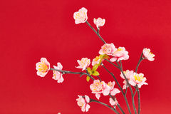 Chinese new year's decoration. For Spring festival royalty free stock image