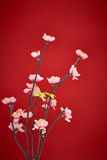 Chinese new year's decoration. For Spring festival royalty free stock photo