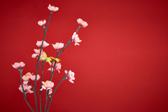 Chinese new year's decoration. For Spring festival royalty free stock photography