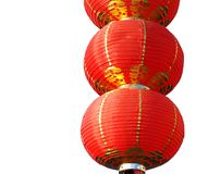 Chinese New Year's Lantern Stock Photos