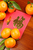 Chinese new year scene Royalty Free Stock Photos