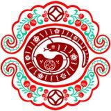 Chinese New Year Snake Stock Photo