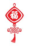 Chinese New year symbol Royalty Free Stock Images