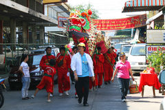 Chinese new year, Thailand. Stock Photography
