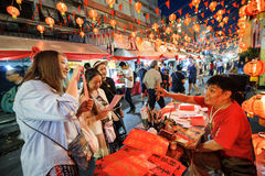 Chinese New Year in Thailand Stock Photos
