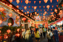 Chinese New Year in Thailand Stock Images
