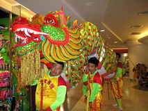 Chinese New Year in Thailand Royalty Free Stock Image