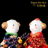 Chinese New Year toys Stock Photo