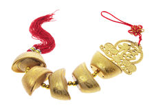 Chinese New Year Trinket Royalty Free Stock Photography