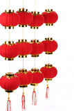 Chinese new years laterns Royalty Free Stock Photo