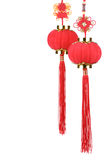 Chinese new years laterns Stock Image