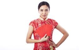 Chinese nieuwe jaar 2018 jongelui Royalty-vrije Stock Foto