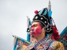 Chinese nieuwe jaarparade in Parijs Royalty-vrije Stock Foto