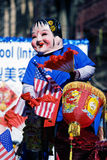 Chinese nieuwe jaarviering Stock Fotografie