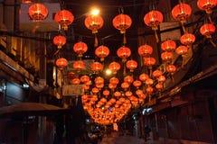 Chinese nieuwe jaarviering Royalty-vrije Stock Afbeeldingen
