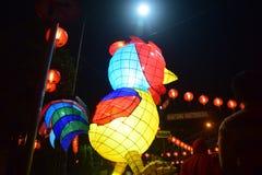 Chinese Nieuwjaarvieringen in Surakarta Stock Afbeeldingen