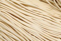 Chinese noedel, uncook Royalty-vrije Stock Fotografie