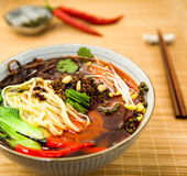 Chinese noodle Stock Images
