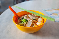 Chinese noodle Royalty Free Stock Photos