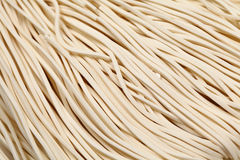 Chinese noodle,uncook. Traditional uncooked chinese noodles close up Royalty Free Stock Photos